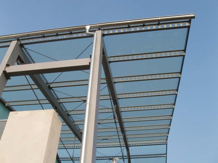 Konstrukce střech